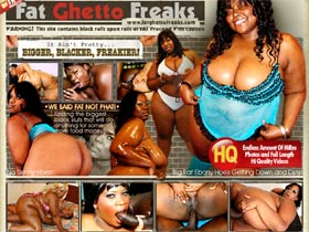 Welcome to FatGhettoFreaks - The ultimate Black BBW Website!